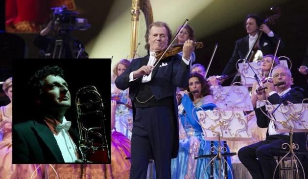 Trombonist (47) van orkest André Rieu overleden