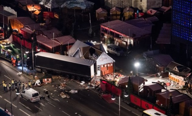 Anis Amri maakte net voor aanslag Berlijn nog selfie in vrachtwagen