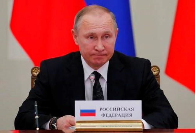 Poetin wil honderden diplomaten VS land uit