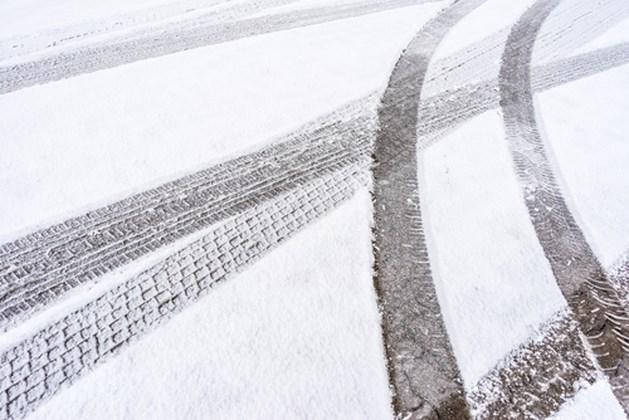 Code geel voor gladheid door sneeuw in Limburg