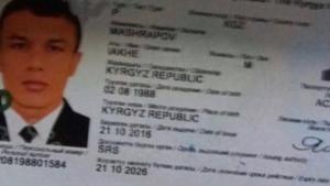 'Dader Istanbul kwam uit Kirgizië'