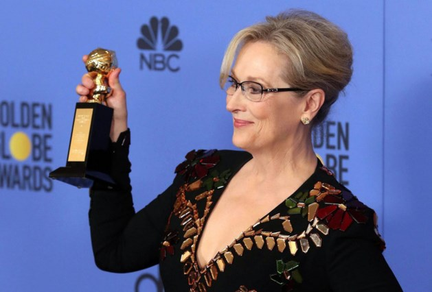 Trump vond Streep eerder 'geweldige actrice'