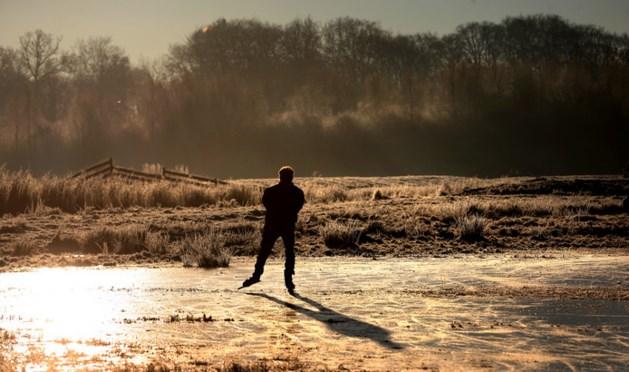 Goed nieuws voor schaatsliefhebbers: het wordt serieus winter