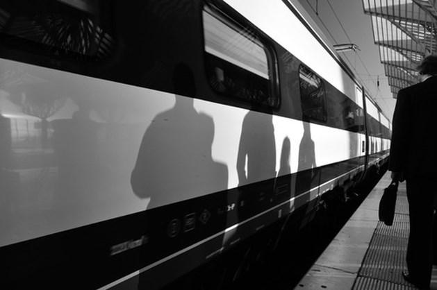 Moeder raakt vier kinderen kwijt op station
