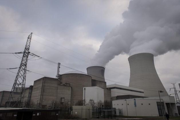 Kernreactor net over de grens langer buiten werking