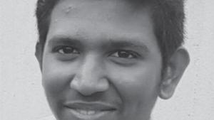 Huisarts en politie hadden contact met Tharukshan Selvam