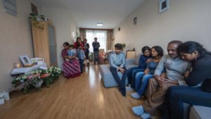 Familie toch bij herdenking Tharukshan