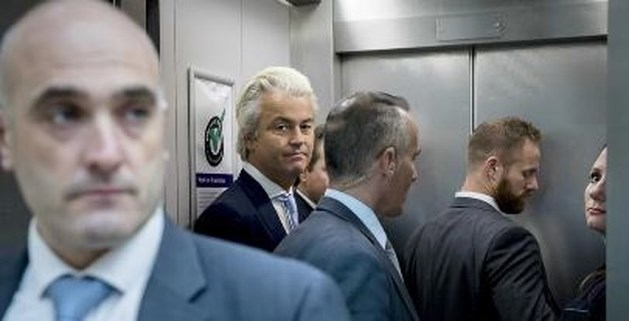 PVV'ers keren zich tegen eigen partij