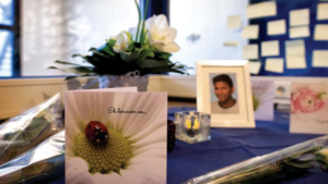 Grotius gaat gebukt onder zelfdoding Tharukshan