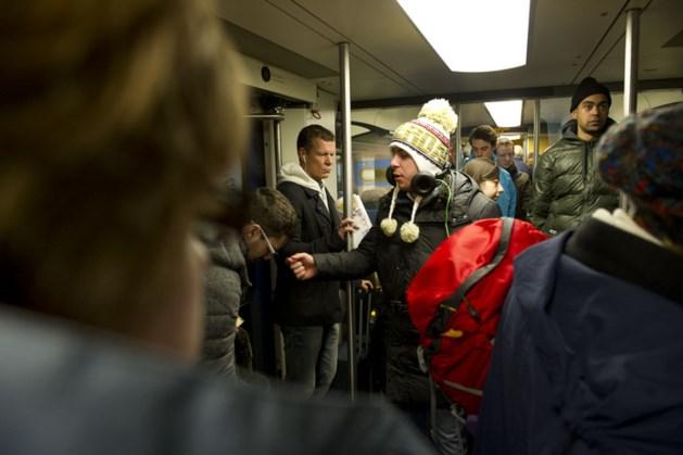 Massaclaim tegen NS wegens overvolle treinen