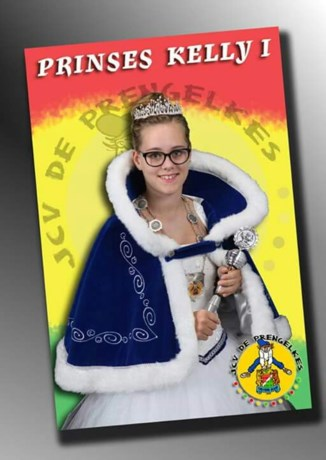 Jeugdprinses Kelly I (Schinveld)