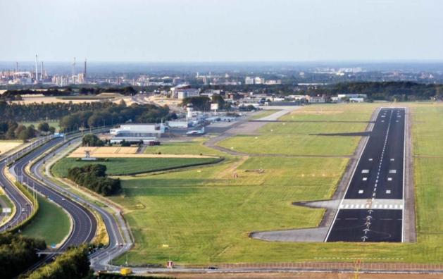 Weerstand tegen uitbreiding Maastricht Aachen Airport