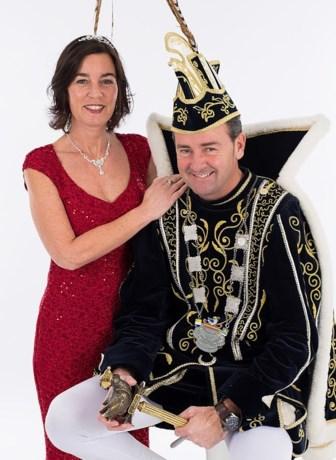 Prinsenpaar Jack & Nicolle  (Nieuwstadt)
