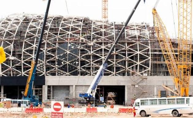 Brit overlijdt bij werk in stadion WK 2022