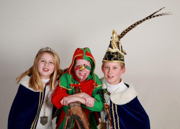 Jeugdprins Theo, Prinses Amke,  (Veulen)