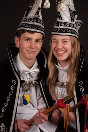 Jeugdprins Kevin & Amber  I (Lottum)