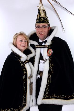 Prinsenpaar Rob en Janneke I (Nuth)