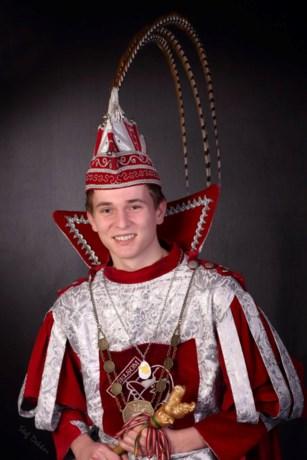 Jeugdprins Lars I (Hegelsom)