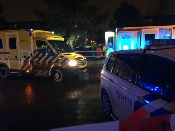 Man zwaargewond bij schietpartij 'met mitrailleur'
