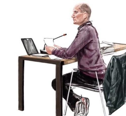 Justitie: Volkert van der Graaf saboteerde meldplicht reclassering
