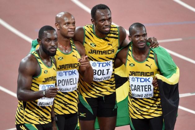Bolt raakt gouden estafettemedaille kwijt