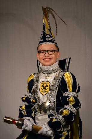 Jeugdprins Jayden 1 (Roermond)