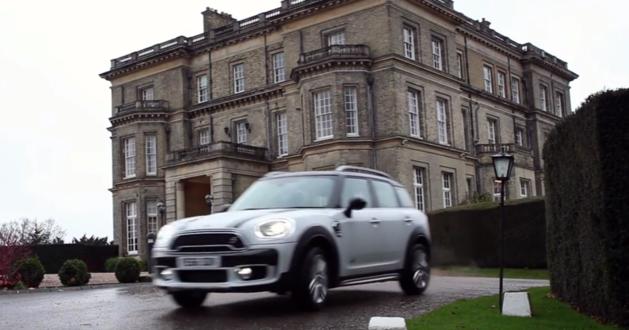 VIDEO: Proefrijden in de grootste mini ooit uit Born