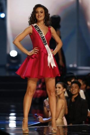 Miss Nederland weet miljoenen fans te boeien