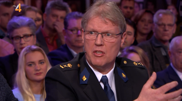 Limburgse politiebaas Gery Veldhuis weg
