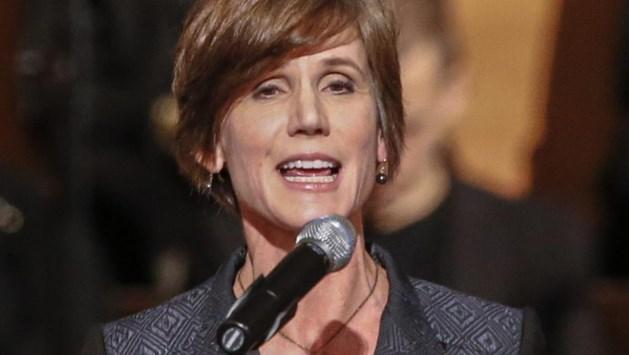 Trump ontslaat justitieminister Yates