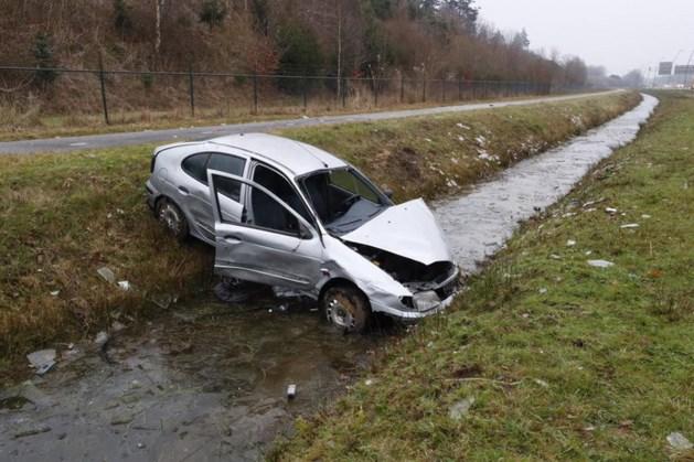 Man aangehouden voor heftig ongeval op snelweg