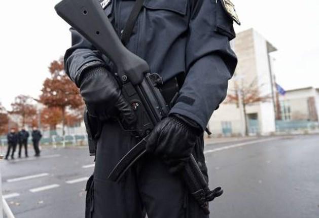 Grote anti-terreuractie Duitsland