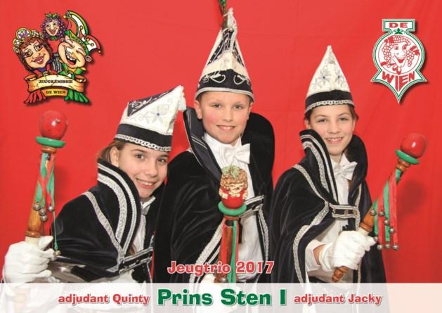 Jeugdprins Sten I (Venlo)