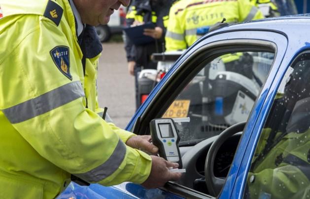 Politie voert steeds minder alcoholcontroles uit