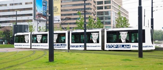 Wilders: Hopelijk binnenkort PVV-trams in Rotterdam