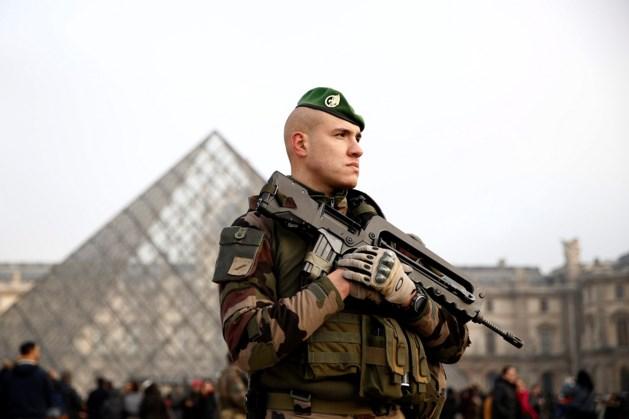 Trucks met explosief materiaal aangetroffen in Parijs