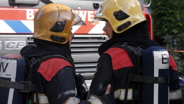 Gaslucht in Reuver, brandweer rukt uit