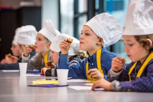 'Smaak van kinderen' in schap supermarkt