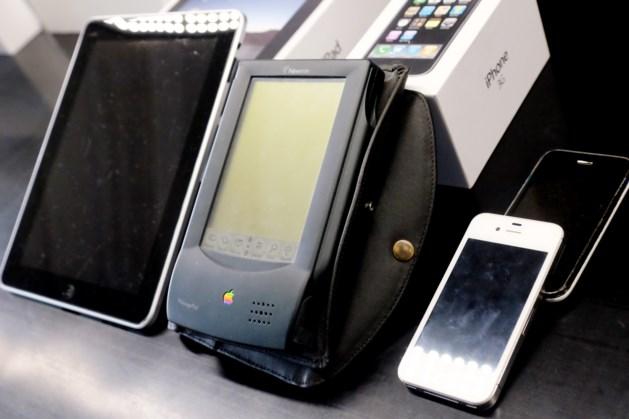 'Zonder Philips-Belg was er geen iPad geweest voor Apple'