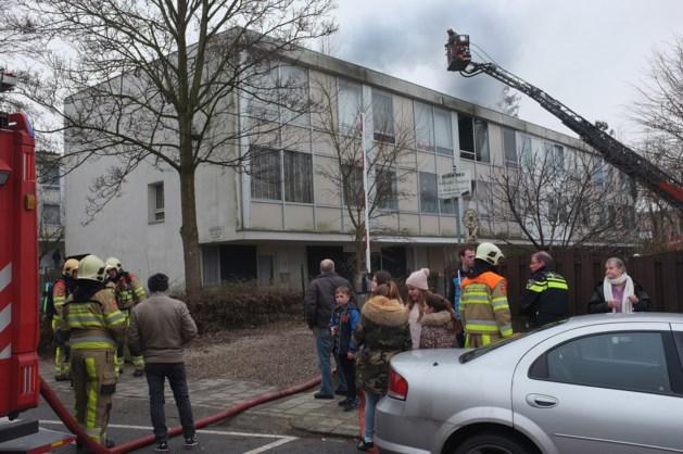 Bewoonster lichtgewond bij brand in Heerlen