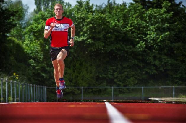 Eerste nationale titel voor atleet Bas van Hooren