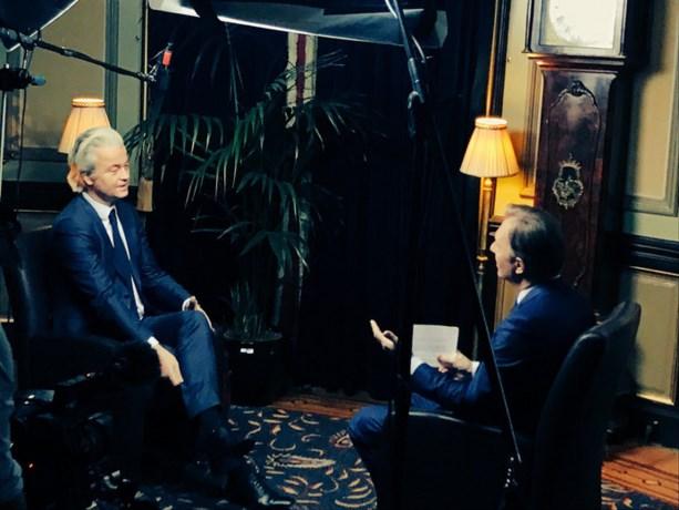 Wilders: Nederlanders voelen zich niet meer vrij