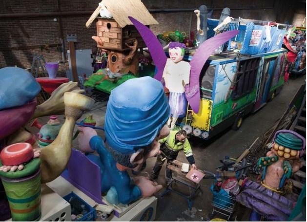 Nijpend ruimtegebrek carnavalsverenigingen Parkstad voor opslag wagens