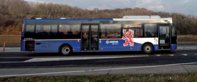 Bussen bekogeld met stenen: Arriva mijdt Brunssum