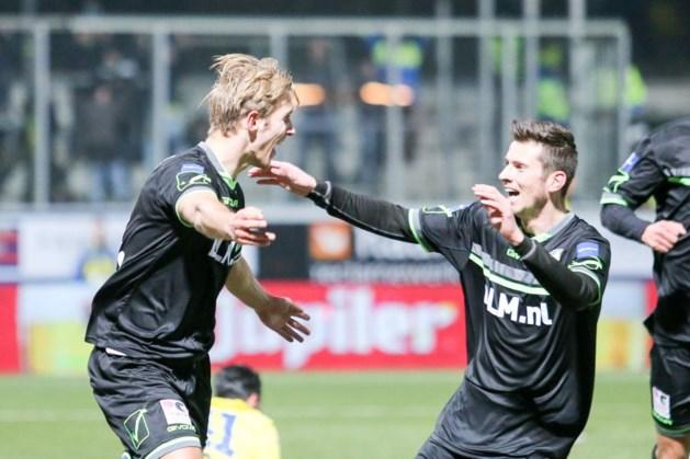 Finn Stokkers opnieuw belangrijk voor Fortuna Sittard