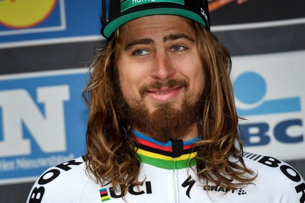 Peter Sagan wint Kuurne-Brussel-Kuurne