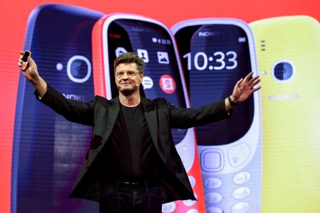 Nokia 3310 is er weer: batterijduur van één maand