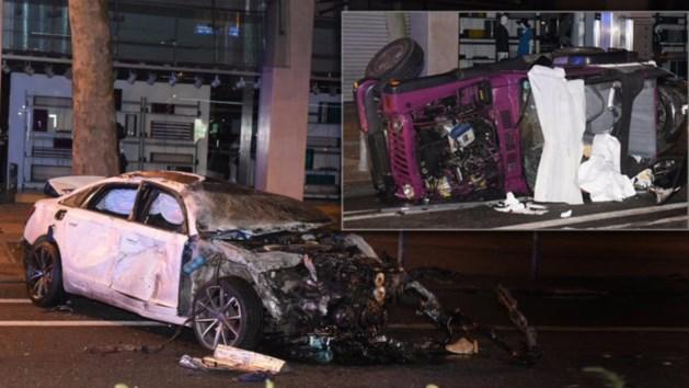 Levenslang voor Duitse straatracers na dodelijke crash