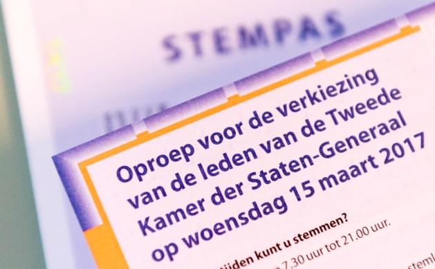 Verkeerde adressen op stempassen in Nieuwstadt