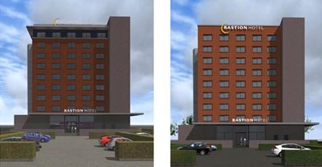 Toch vergunning voor hoogbouw Bastion Hotel